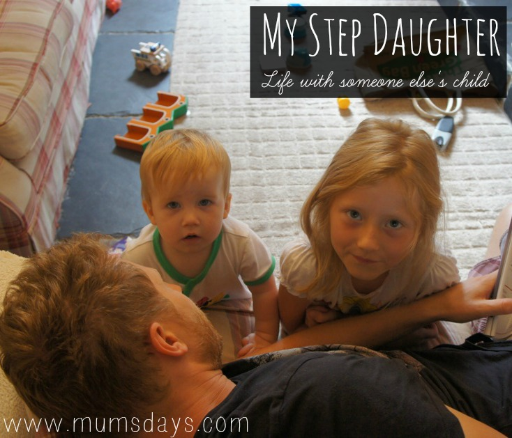my step daughter - life with someone else's child: http://mumsdays.com/my-step-daughter/