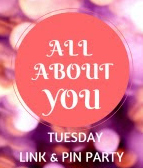 All About You - link and pin party