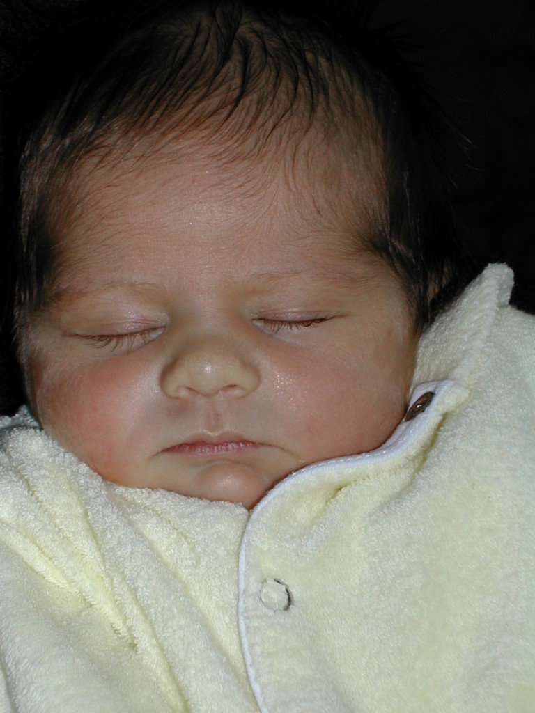 Baby number one, Olivia - Lorna's two very different Birth Stories! http://www.mumsdays.com/two-very-different-birth-stories