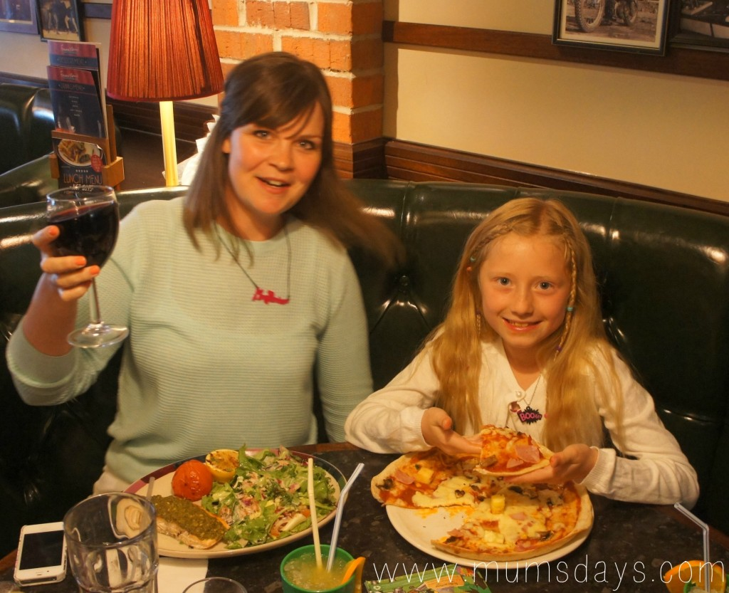 Cramlington Foodie Festival - Frankie and Benny's part of Manor Walks in Cramlington http://mumsdays.com/cramlington-foodie-festival/