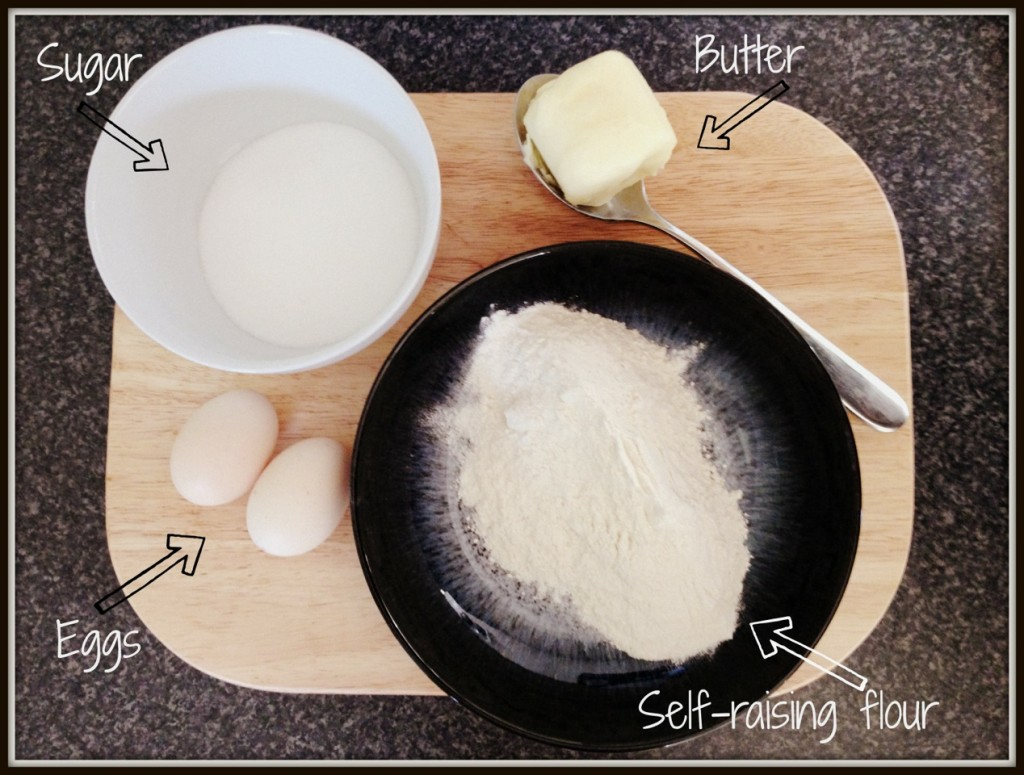 Cupcake recipe - how to make the perfect cupcake in 5 easy steps! http://mumsdays.com/cupcake-recipe/