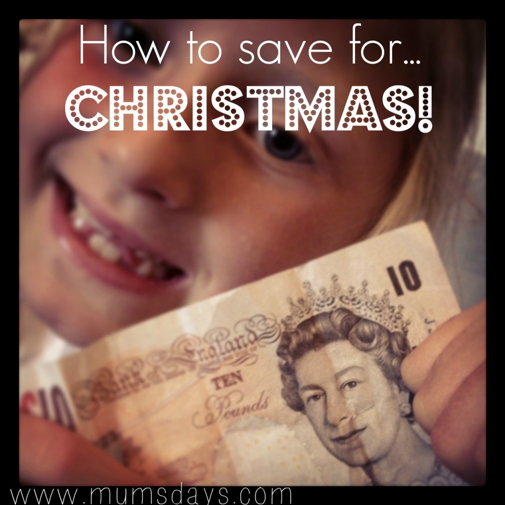 It may be August but the countdown to christmas has started, especially if you are a parent, Christmas can be an expensive time of year! Click here for 9 tips for saving money for Christmas: http://mumsdays.com/countdown-to-christmas/