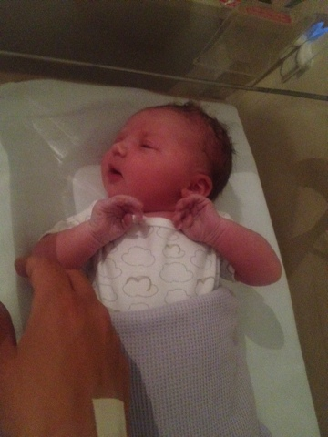 Avoiding Induction - Nicola shares her wonderful birth story resulting in a lovely baby girl! http://mumsdays.com/avoiding-induction/