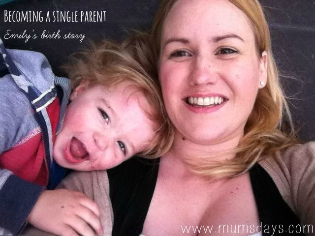 Emily was rhesus negative, pregnant and preparing for becoming a single parent. Click the link to read her wonderful birth story of giving birth to Henry: http://mumsdays.com/becoming-a-single-parent/