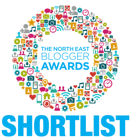 Mum's Days has been shortlisted for the NE Blog Awards!!