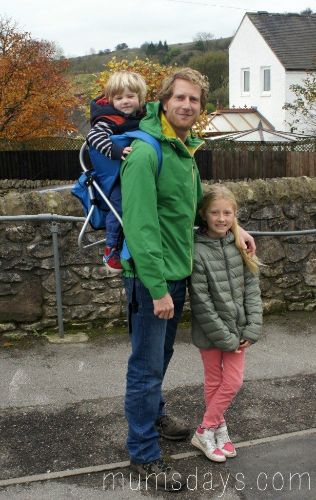 10 UK holiday essential - 9. Toddler Carrier! http://mumsdays.com/uk-holiday-essentials/