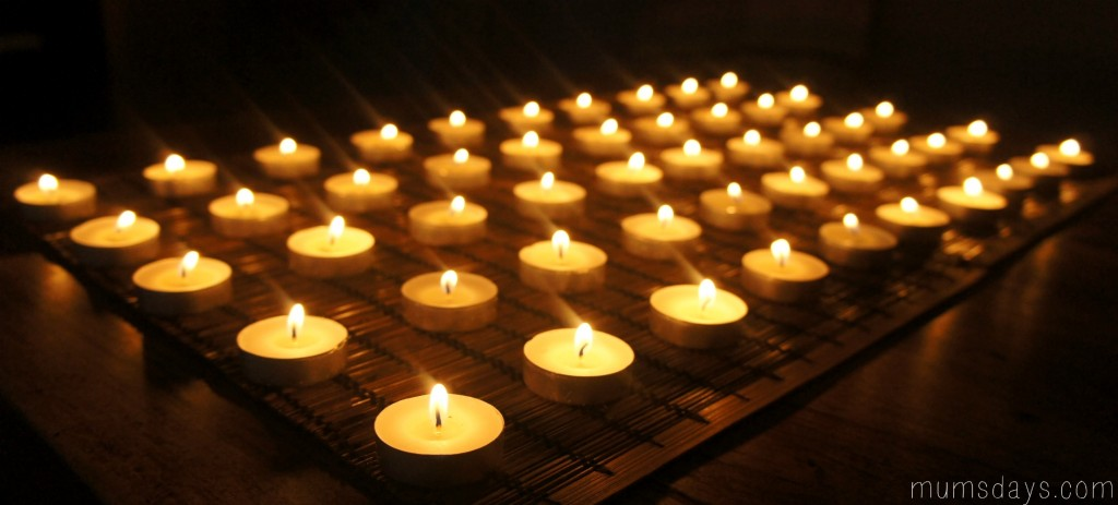 Baby Loss Awareness Day - 15th October 2014 - Wave of Light