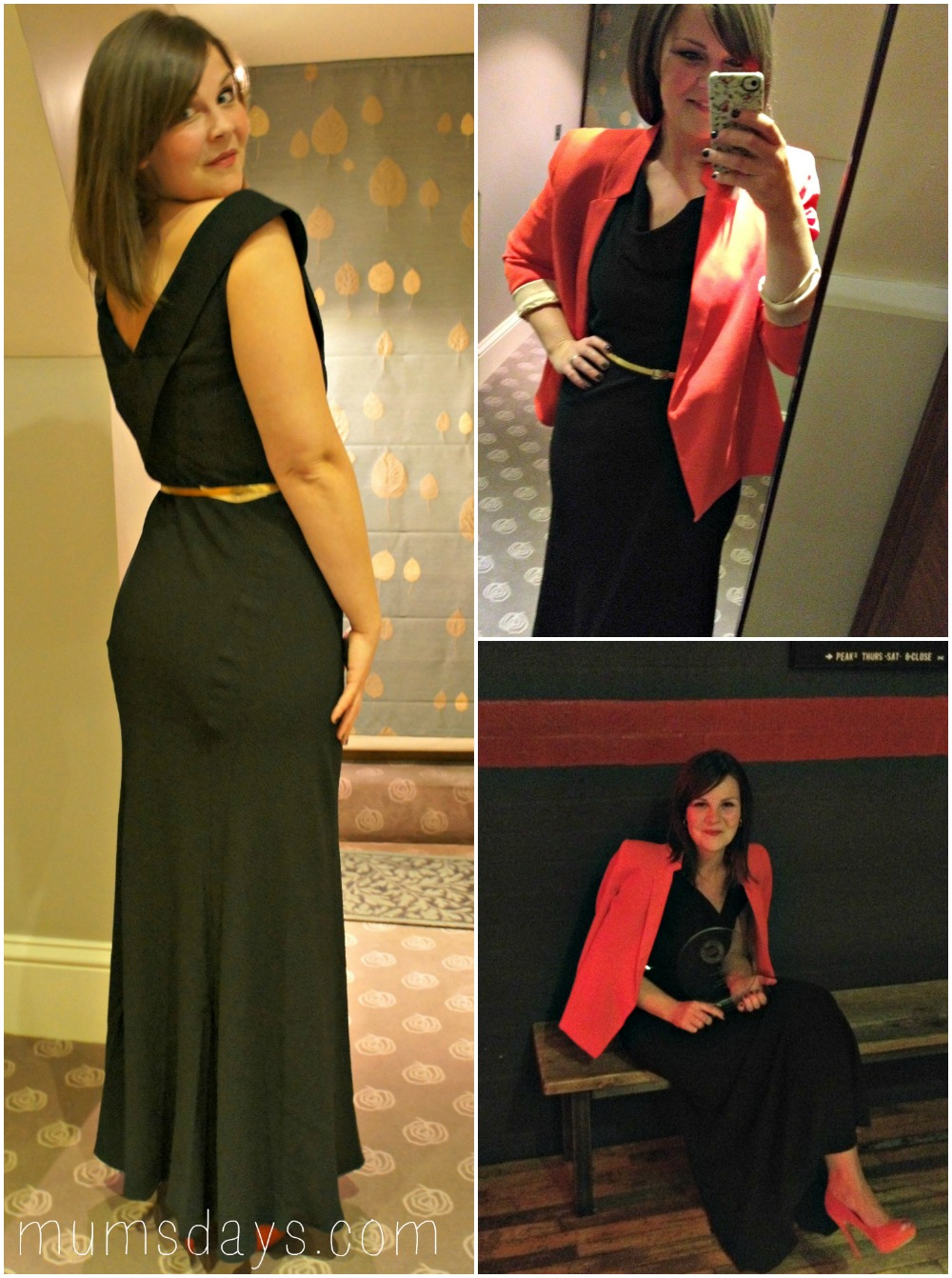 Fever London and the NE Blogger Awards - click here for a review of my winning Fever London dress and the award winning evening! http://mumsdays.com/fever-london-awards/