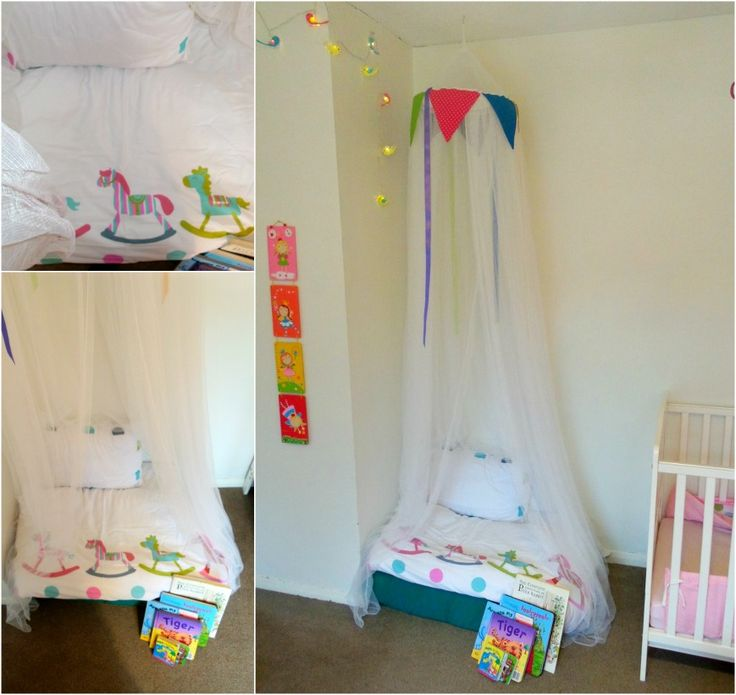 Rainy Day activities for toddlers - make a reading nook! Click here for 10 great ideas to keep little ones busy on rainy days: http://www.mumsdays.com/rainy-day-activities-for-toddlers