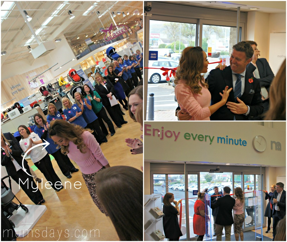 Mothercare flagship store launches in North East England: http://mumsdays.com/mothercare-north-east/