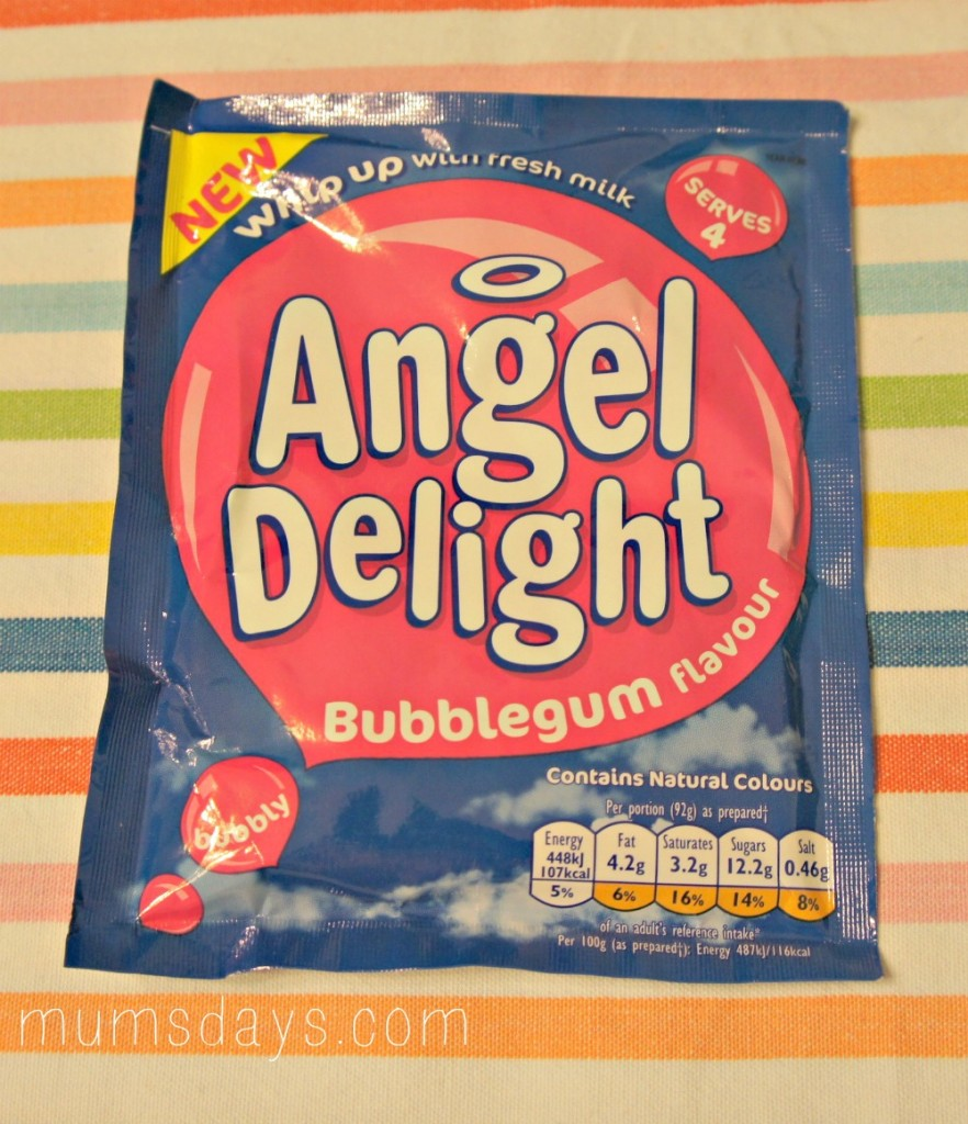 mum/son firework date night - Angel Delight Moments