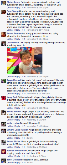 Angel Delight Moments - making new memories with your little ones!